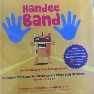 Other - Handee Band exercises